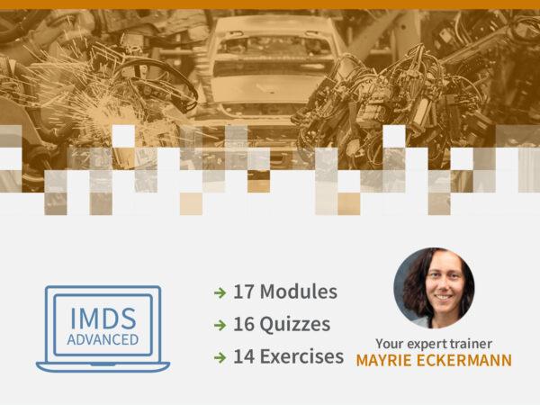 IMDS Training Courses