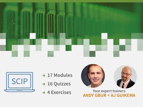 SCIP Database Training