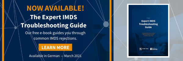 IMDS 13.0 Release